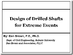 Pages from Design of Drilled Shafts for Extreme Events - San Antonio Section ASCE Jan 2009