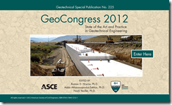 GeoCongress 2012 Proceedings