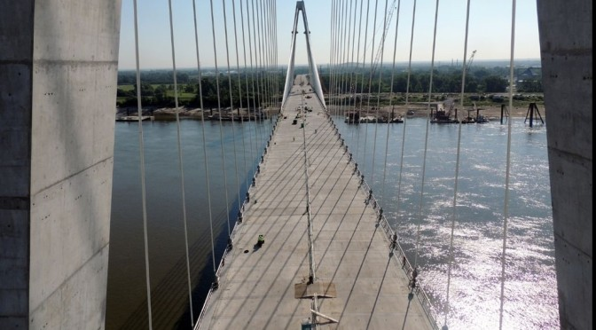 Missouri Bridge Project Updates–Hurricane Deck and MRB