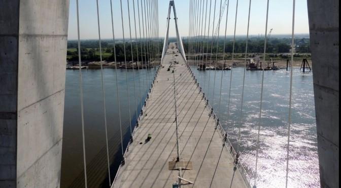 Missouri Bridge Project Updates–Hurricane Deck and MRB