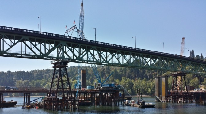 Replacing the 89 Year Old Sellwood Bridge