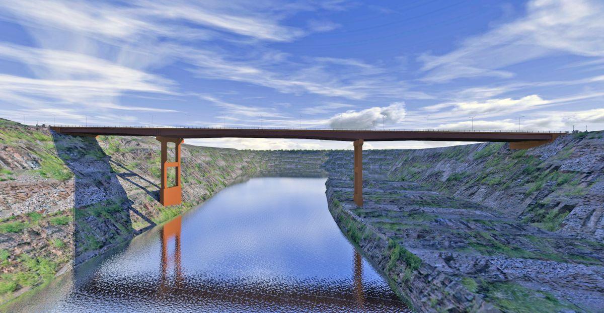 TH 53 Bridge