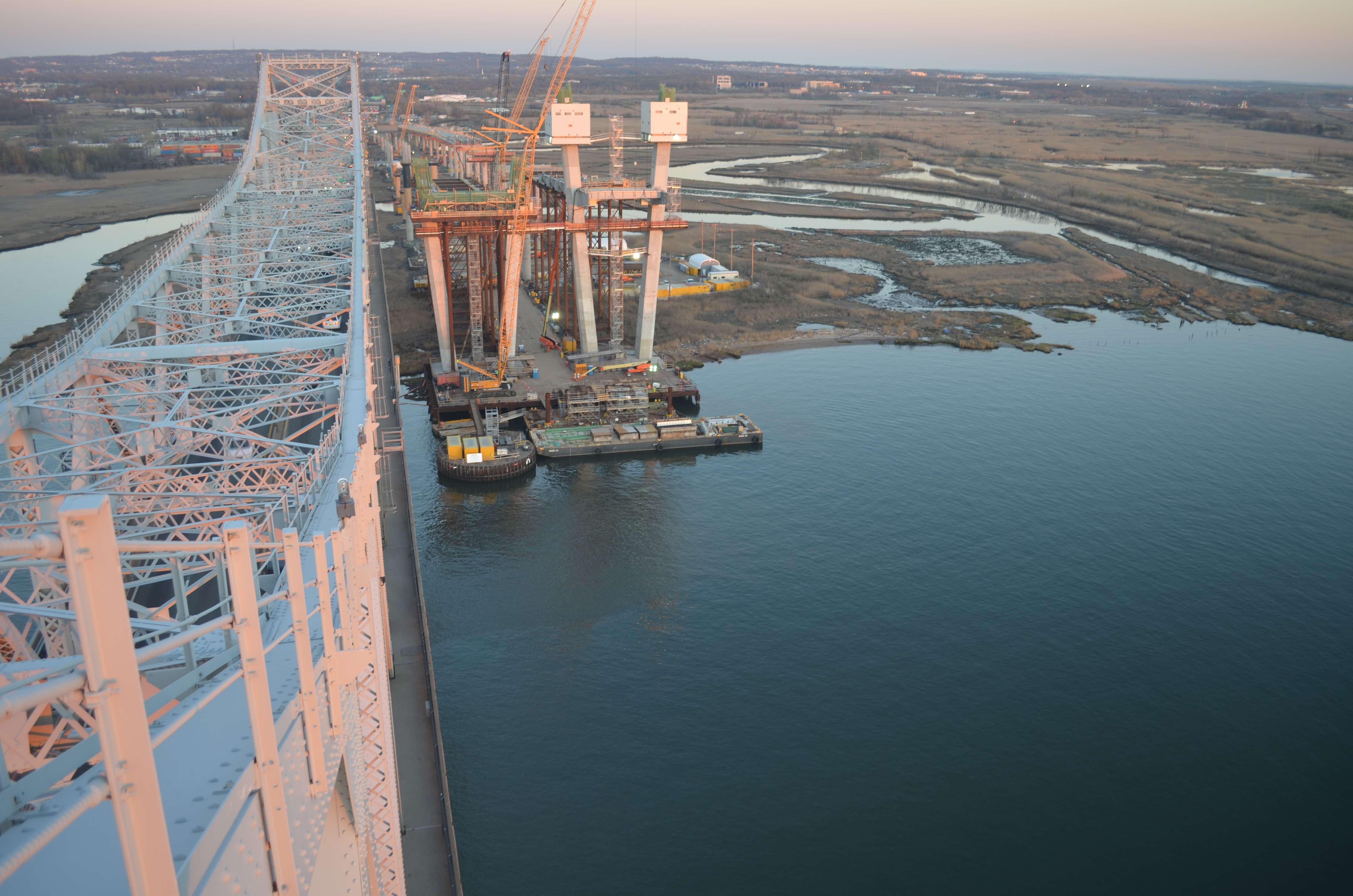 No. 5 - Goethals Bridge Replacement Project