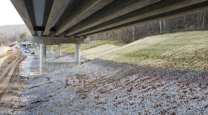 Instrumentation at US 231 bridge and Slide