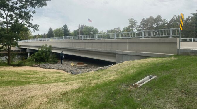 DBA Helps MnDOT Manage Risk for Dam Site